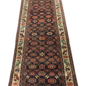 BIDJAR RUNNER 440cm x 108cm Antique Rugs