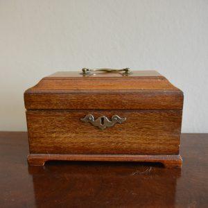 Tea Caddy tea caddy Antique Boxes