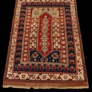 BERGAMA 130cm x 88cm Antique Rugs
