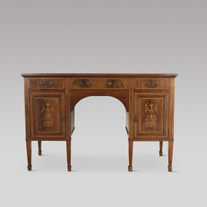 Late 19th Century Sheraton Revival Sideboard Antique Antique Sideboards