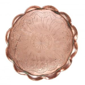 Antique Arts & Crafts Copper Tray antique copper Antique Metals