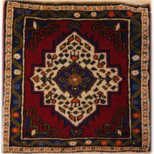ANATOLIAN YASTIK 55cm x 57cm decorative Antique Rugs