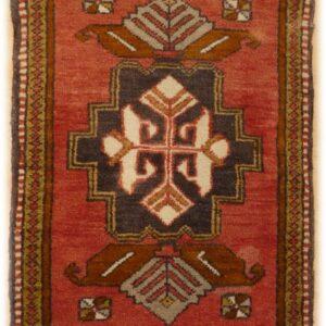ANATOLIAN YASTIK 69cm x 46cm decorative Antique Rugs