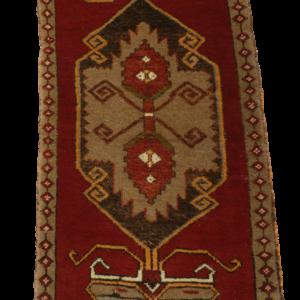 ANATOLIAN YASTIK 102cm x 52cm Antique Rugs