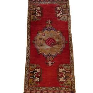 ANATOLIAN YASTIK 130cm x 58cm Antique Rugs