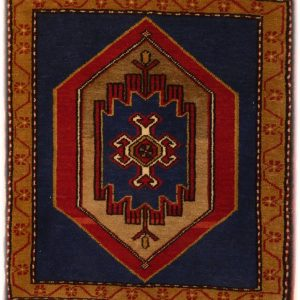 ANATOLIAN YASTIK 64cm x 58cm decorative Antique Rugs
