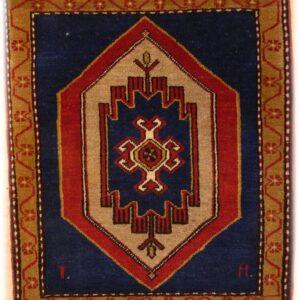 ANATOLIAN YASTIK 65cm x 56cm decorative Antique Rugs