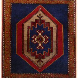 ANATOLIAN YASTIK 61cm x 56cm Rug Antique Rugs