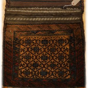 BELUTCH BAGFACE 65cm x 57cm Persian Antique Rugs