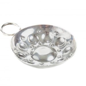 Victorian French Silver Wine Taster antique wine taster Antique Silver