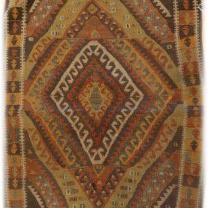 KAYSERI KILIM 75cm x 56cm Antique Antique Rugs