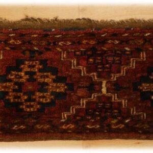 TURCOMAN MAFRASH 115cm x 31cm Antique Rugs
