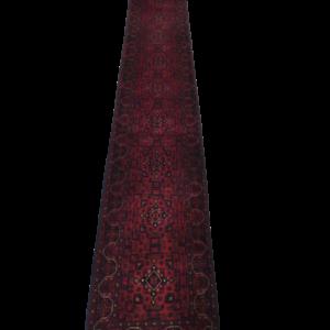 AFGHAN KHANMUHAMMEDI RUNNER 480cm x 80cm Antique Antique Rugs