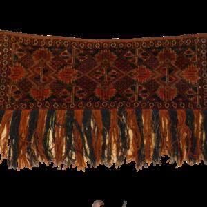 BESHIR MAFRASH 150cm x 50cm Antique Antique Rugs