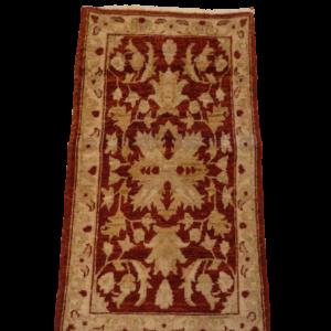AFGHAN ZIEGLER 104cm x 59cm decorative Antique Rugs