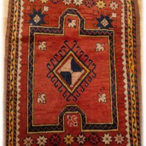 KONYA 97cm x 68cm Antique Antique Rugs