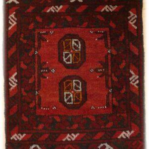 AFGHAN MAT 63cm x 50cm decorative Antique Rugs