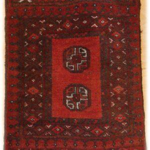 AFGHAN MAT 62cm x 49cm decorative Antique Rugs