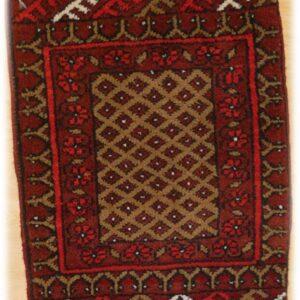 AFGHAN MAT 85cm x 56cm decorative Antique Rugs