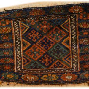 CAFKURD 64cm x 44cm Antique Antique Rugs