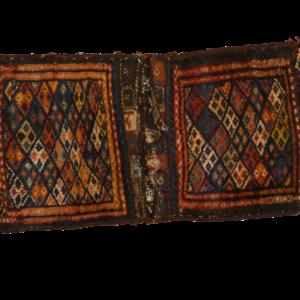 YAFKURD HEBYE 84cm x 44cm Antique Antique Rugs