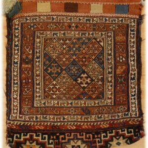 SHAHSEWAN SUMAK BAGFACE 65cm x 57cm decorative Antique Rugs