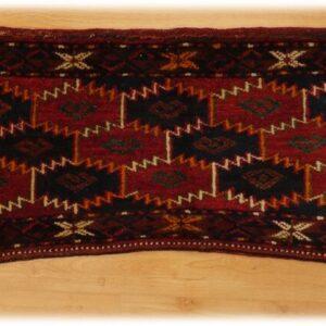 TURCOMAN MAFRASH 134cm x 45cm Antique Antique Rugs