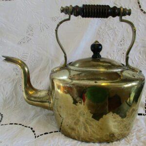 Brass Kettle