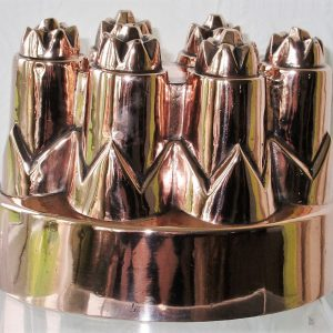 Copper Jelly Mould 211
