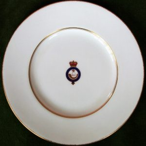 Durham Light Infantry Plate