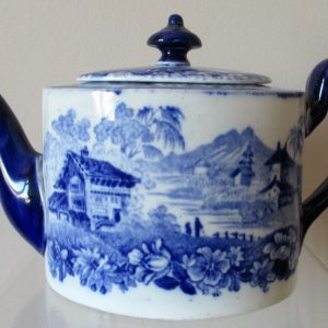 Genevese Teapot Minton