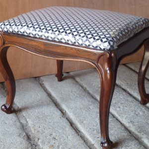 Victorian rosewood stool rosewood Antique Stools