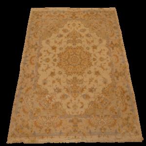 TEBRIZ 202cm x 153cm Antique Antique Rugs