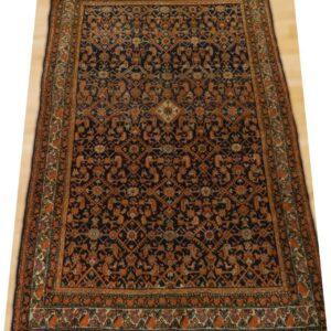 MALAYER 197cm x 127cm Antique Antique Rugs