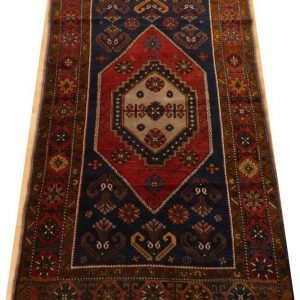 YAHYALI 203cm x 120cm Handmade Antique Rugs