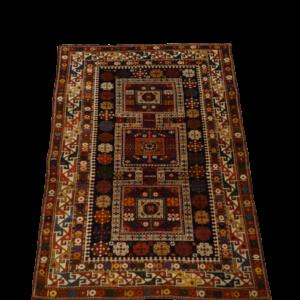 SHIRVAN 156cm x 119cm Antique Rugs