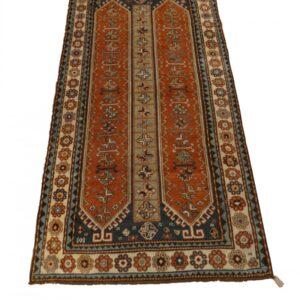 KAZAK 259cm x 137cm Handmade Antique Rugs