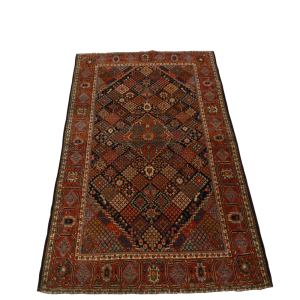 KESHAN 198cm x 130cm Persian Antique Rugs