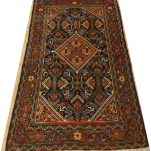 MAHAL 203cm x 124cm Antique Antique Rugs