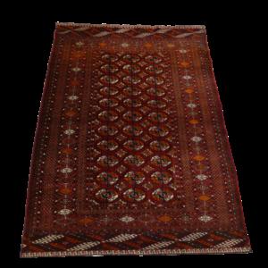 RUSSIAN BUKHARA 180cm x 136cm Handmade Antique Rugs