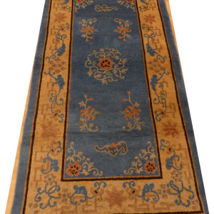 CHINESE 180cm x 95cm Antique Antique Rugs