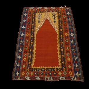 KONYA KILIM 193cm x 139cm Antique Rugs