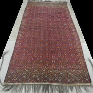 TURCOMAN KILIM 310cm x 184cm original Antique Rugs