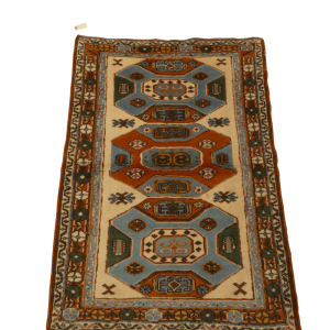 TURKISH KAZAK 135cm x 100cm Rug Antique Rugs