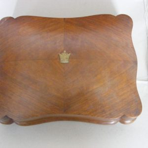 Delightful Presentation Box from Pahlavi Royal Family c1920 Persia Qajar Persia Antique Boxes
