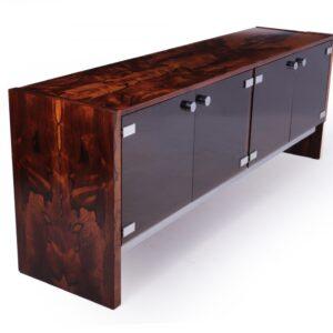 Rosewood Sideboard by Merrow Associates c1960 Antique Sideboards