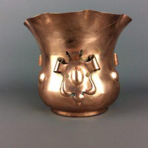 Arts & Crafts Plant Pot Arts and Crafts Antique Metals