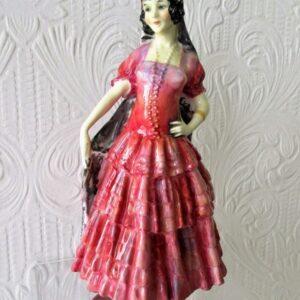 A Spanish Lady HN 1294