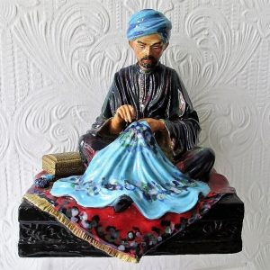 Embroiderer of Kashmir