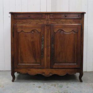Antique French Fruit Wood Buffet Antique Antique Cabinets